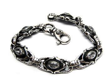 мужские браслеты серебро